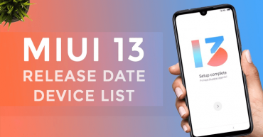 MIUI 13 Release date and list of compatible smartphones