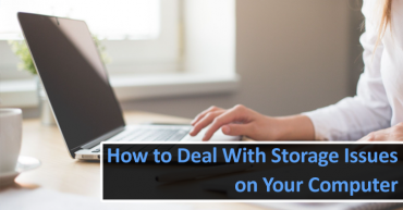 How to Deal With Storage Issues on Your Computer